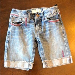 ON girls shorts